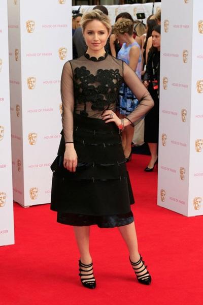 Looks das famosas no BAFTA TV 2015