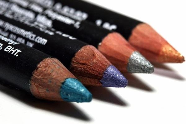 dicas para usar delineador colorido